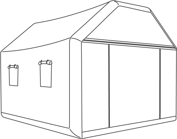 Emergency Shelters - Rehab Tents
