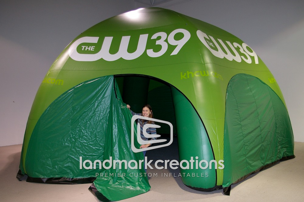 CW 39 Tent & Inflatable Tents and Domes u2013 Creative Advertising Ideas for Any Event!