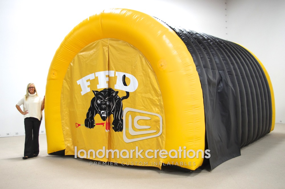 Inflatable Disaster Shelters : Top quality portable mobile shelters inflatable