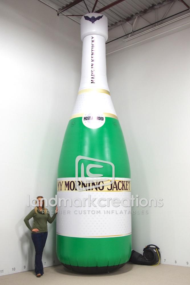 Rex Goliath Cabernet Sauvignon Inflatable Wine Bottle Replica