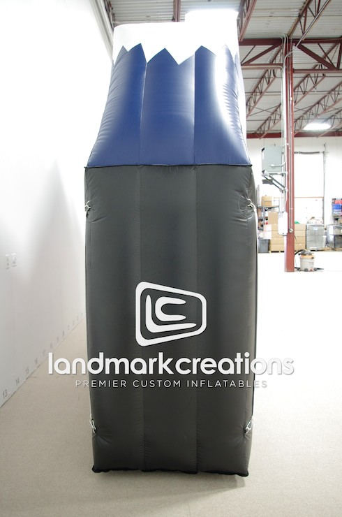 denver mattress company inflatable sale logo