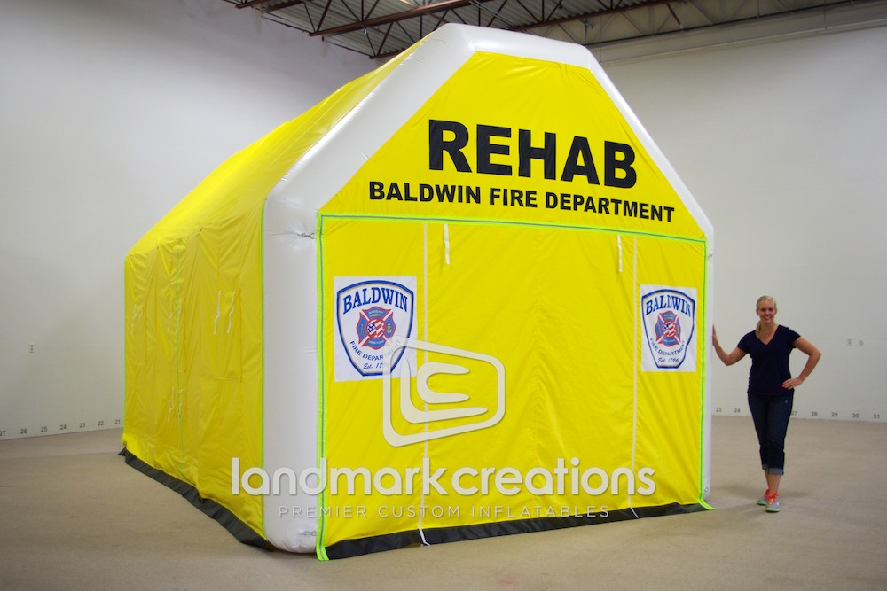 Emergency Shelters Product : Top quality portable mobile shelters inflatable