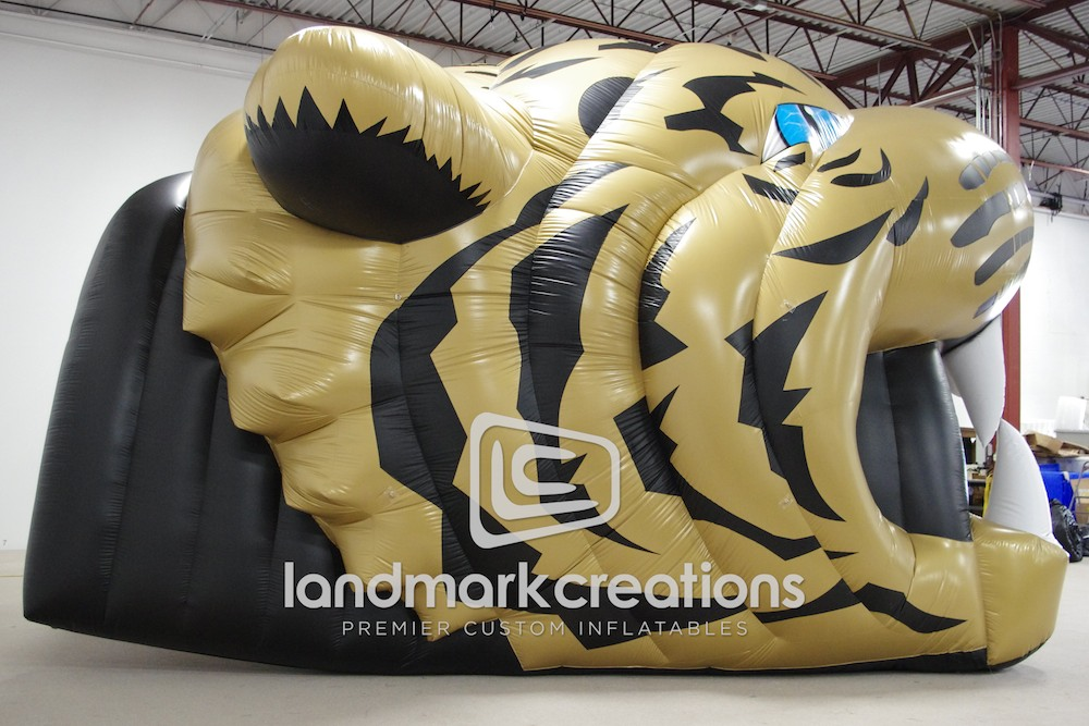 Custom Tiger Sports Tunnel For Northeast Mississippi