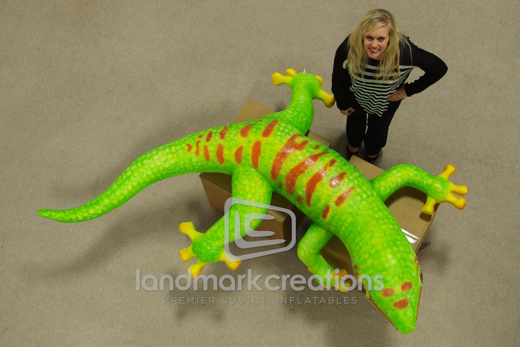 Landmark Creations Inflatable Advertising College