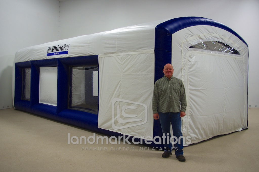Rhino Pro Full Tent