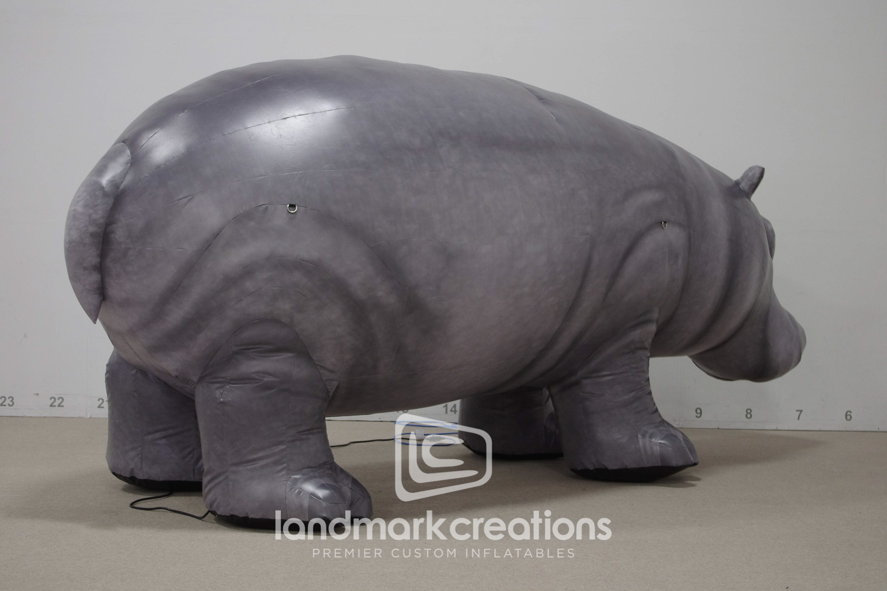 Hippo Inflatable Makes a Splash at The Delaware AeroSpace ...