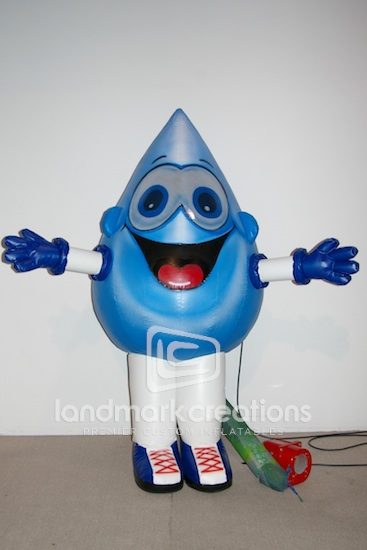Water Drop Costume