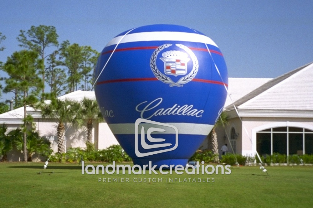 Cadillac Balloon