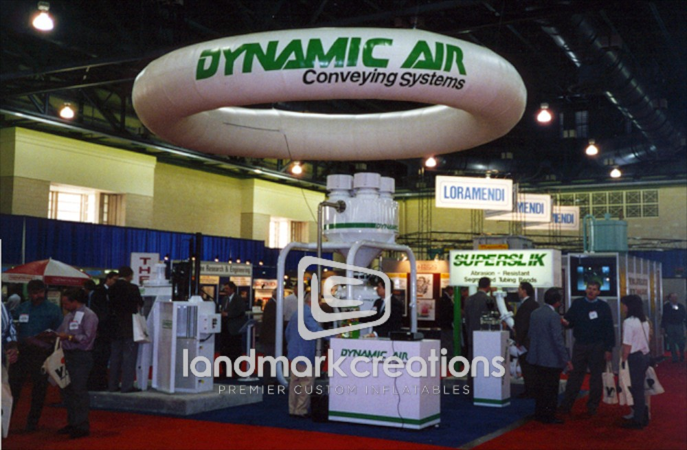 Dynamic Air Ring