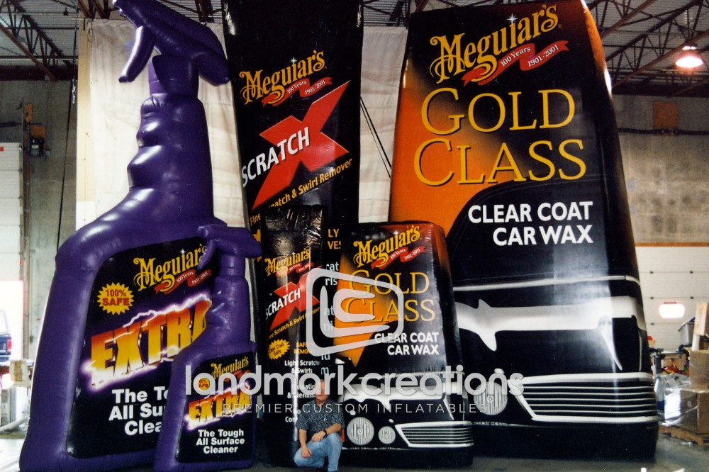 Meguiar's Car Wax Box