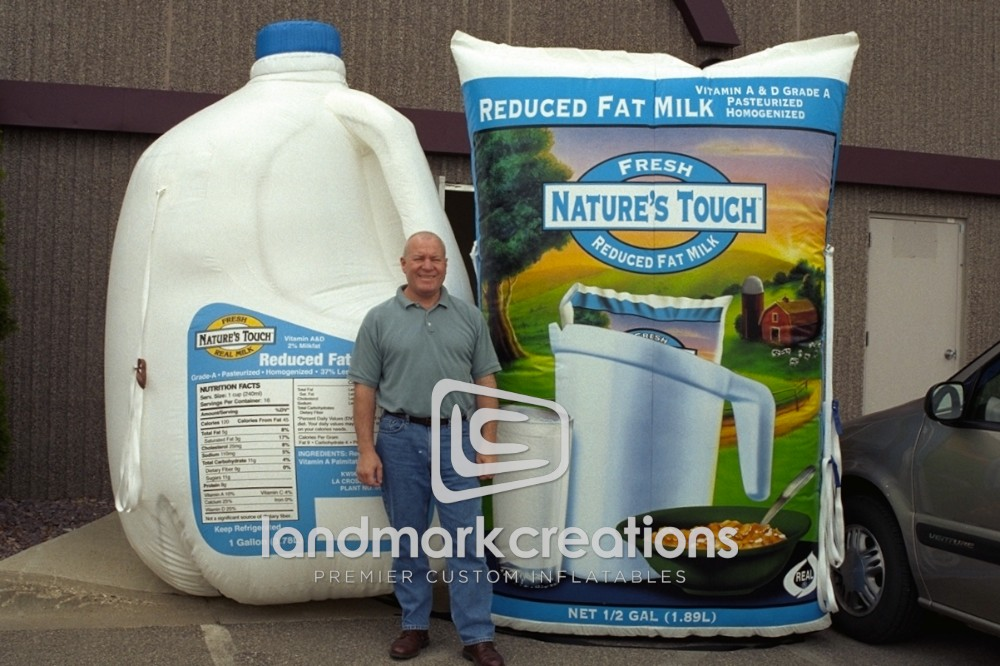 Nature's Touch Milk