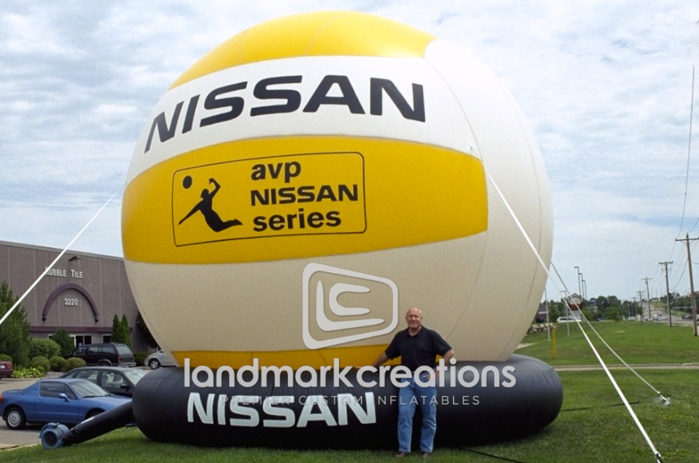 AVP Series Volleyball
