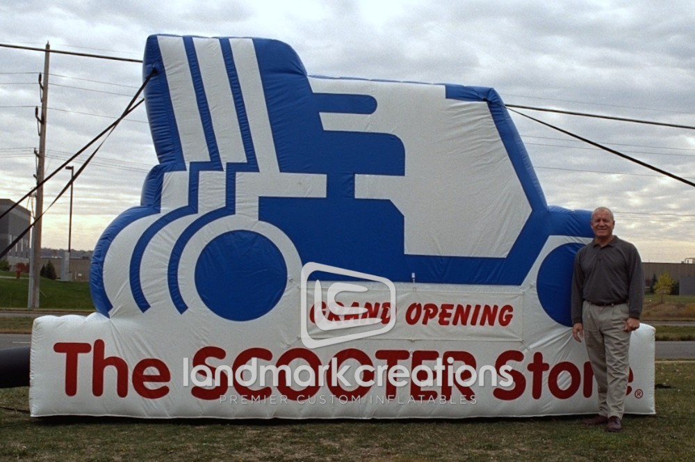 The Scooter Store's Billboard