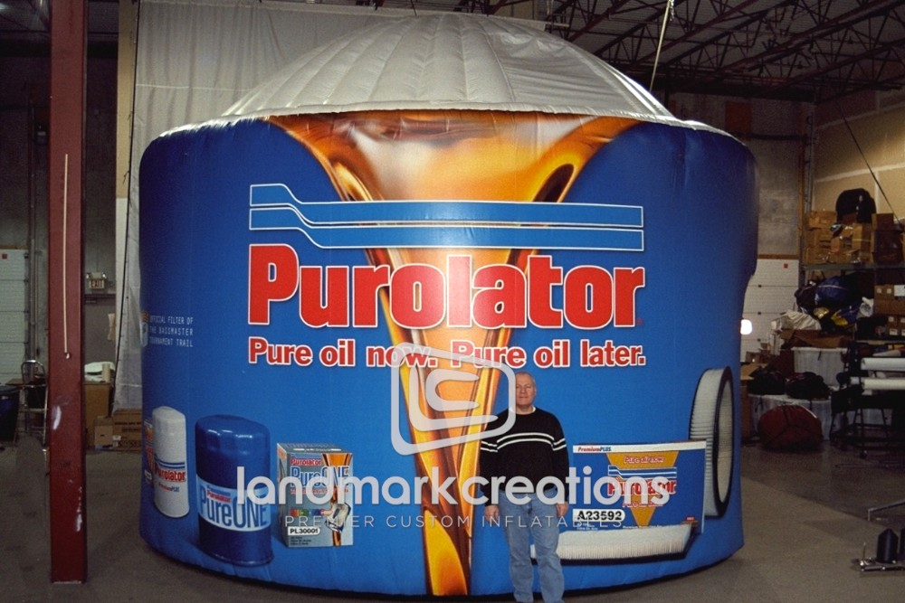 Purolator Dome