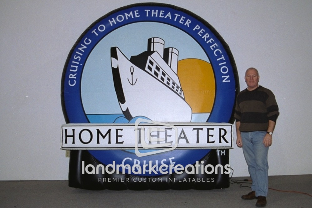 Home Theater Cruise Logo