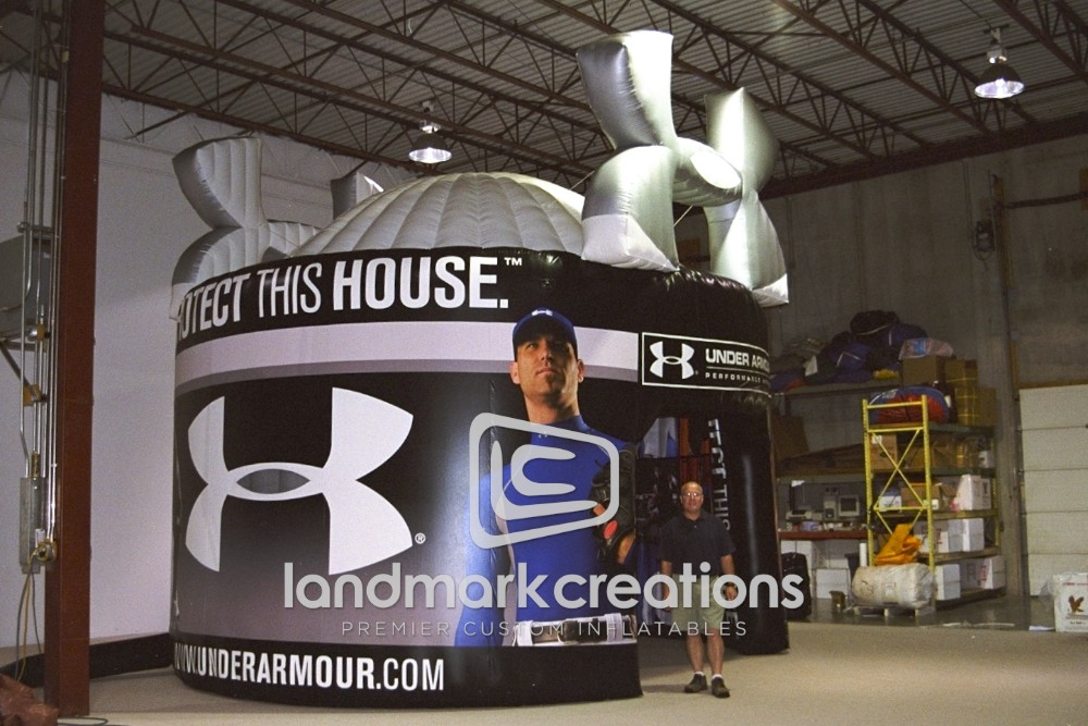 Under Armour Display Dome