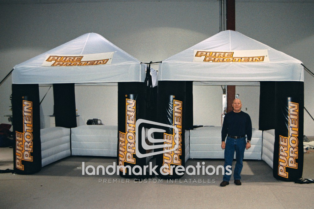 Pure Protein Gable Tents