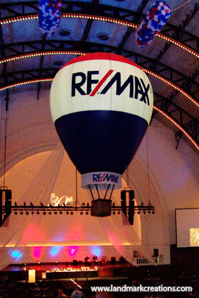 RE/MAX Hot Air Balloon Shape