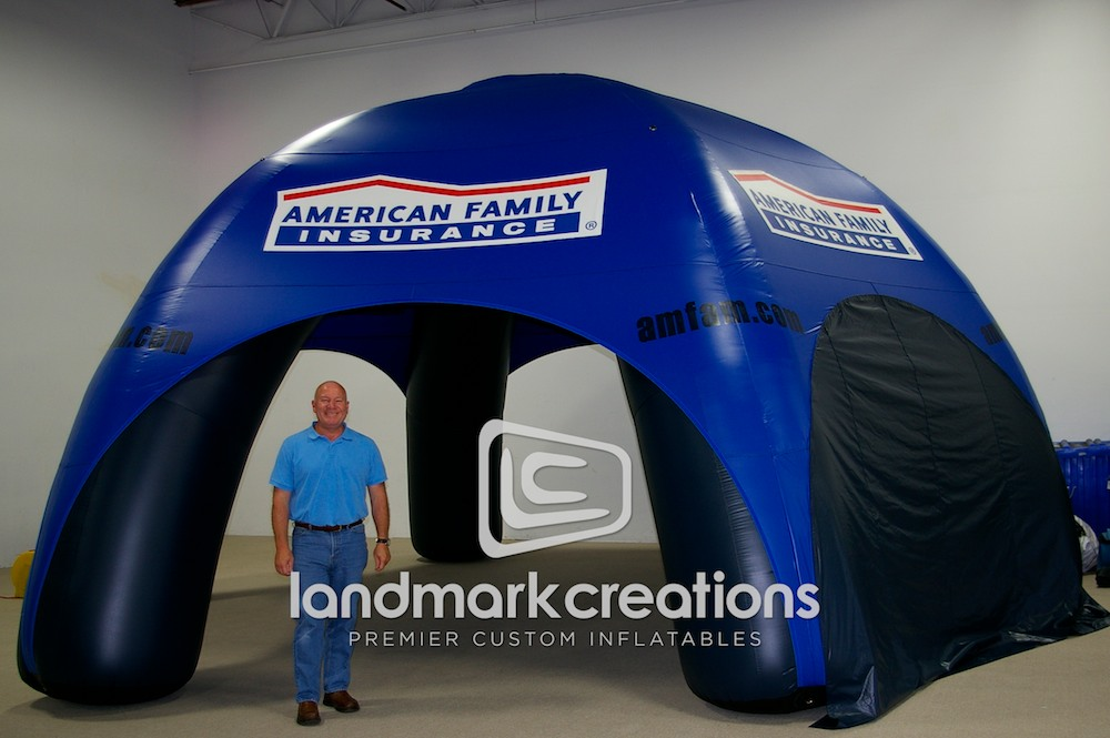 American Family Insurance AirTent