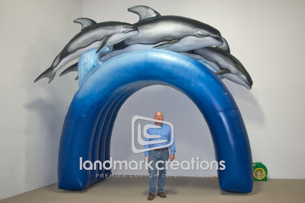 Dolphins Arch