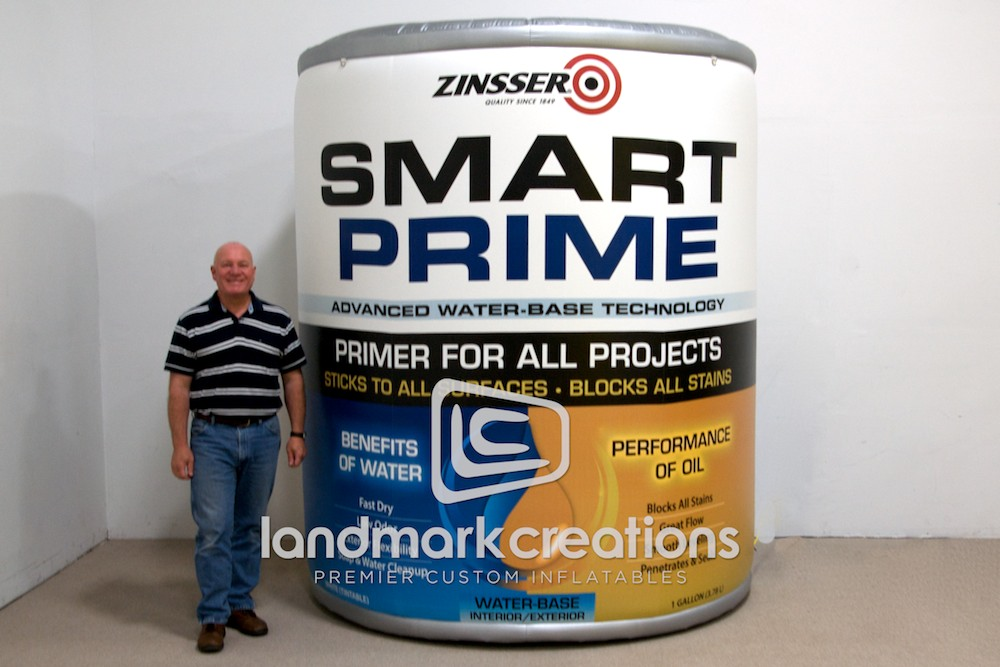 Zinsser Smart Prime Can