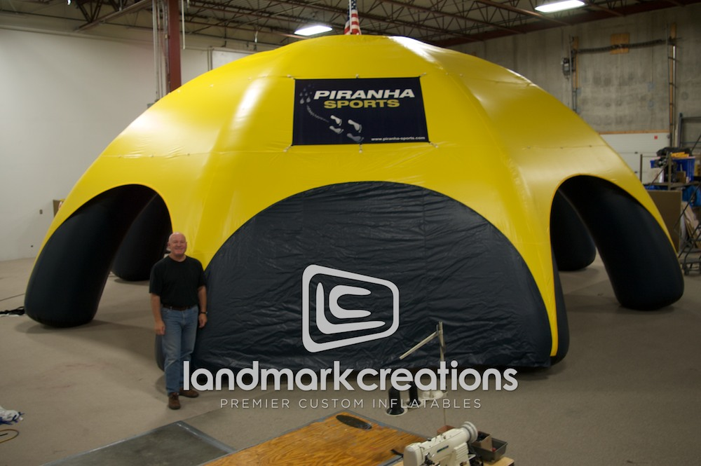 Piranha Sports Tent