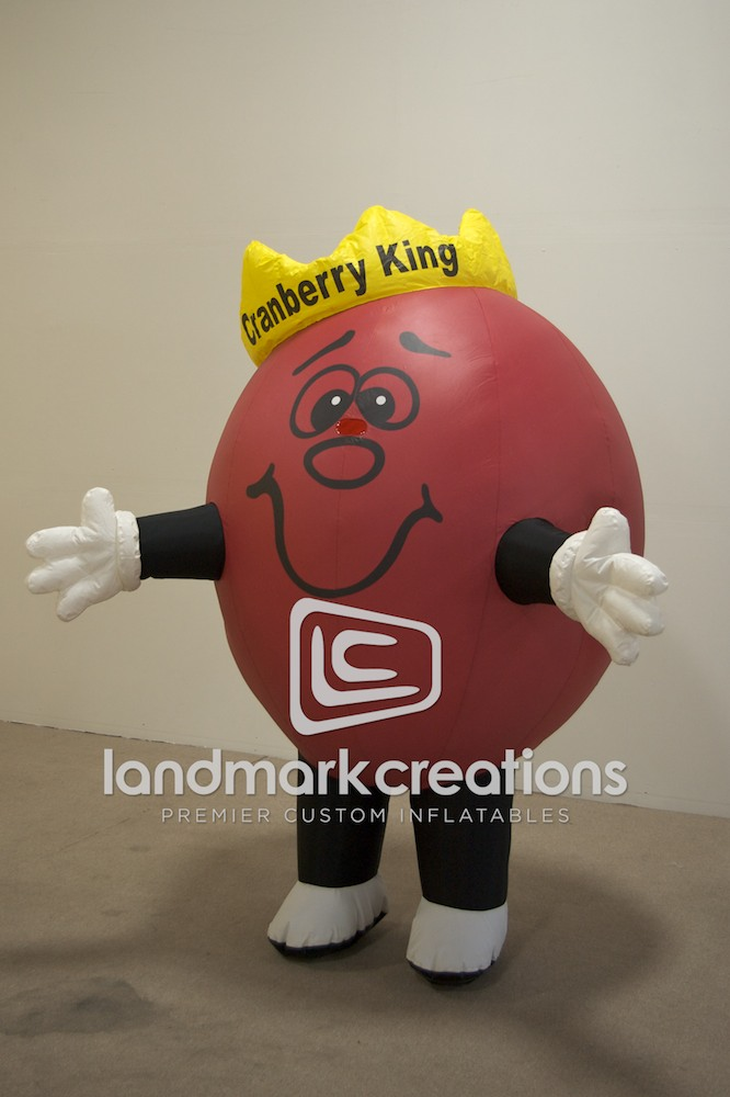 Cranberry King Costume