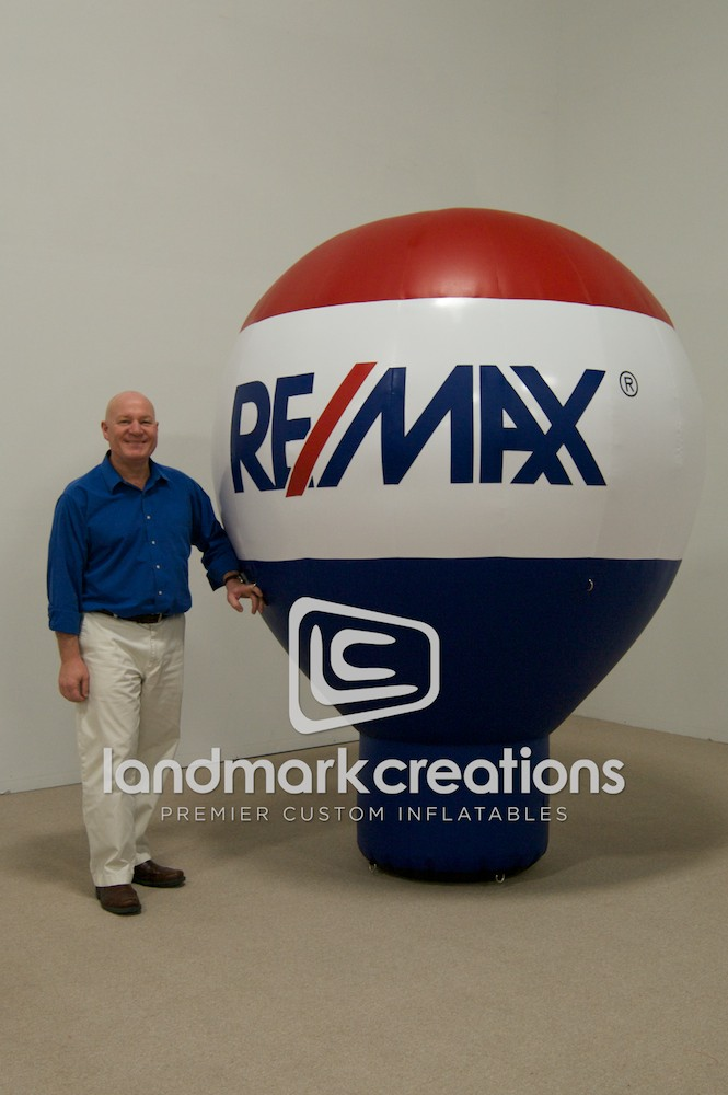 RE/MAX Hot Air Shape