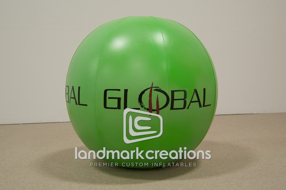 11 Global Triathlon's Buoy
