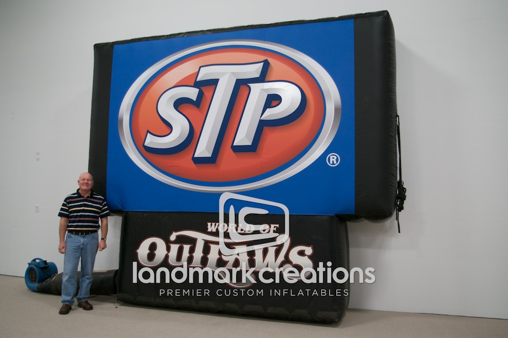 STP Billboard