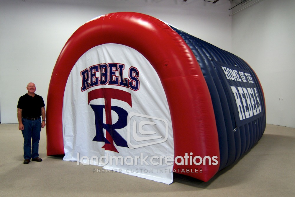 Tipton-Academy Rebels Tunnel