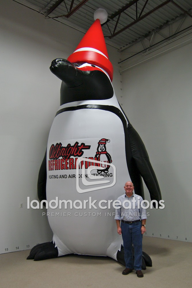 Albright Refrigeration Penguin