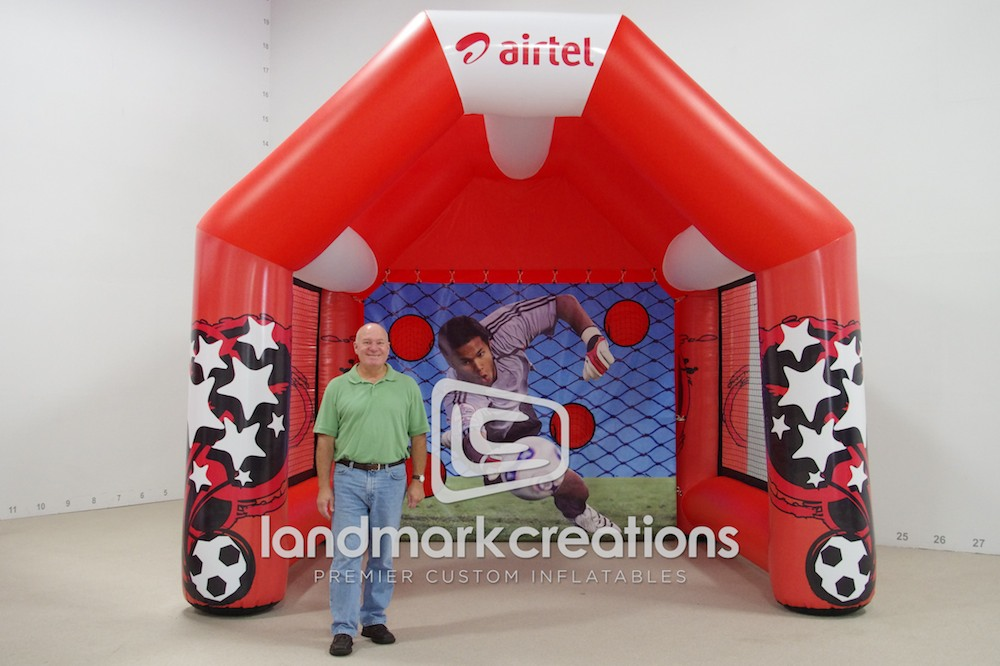 Airtel Soccer Cage