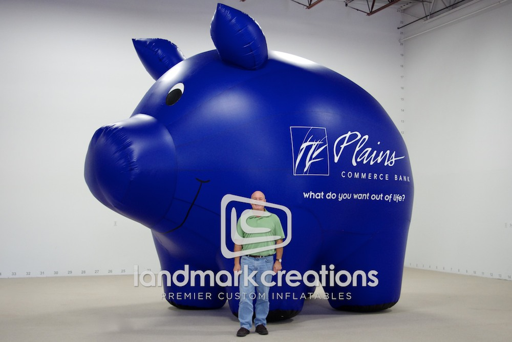 Plains Commerce Bank Pig