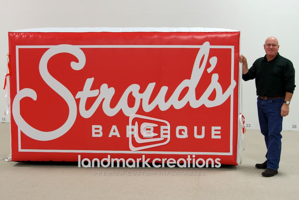 Stroud's Barbeque Logo
