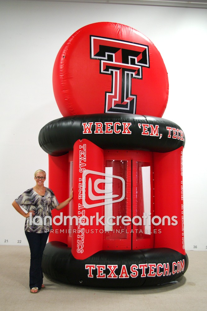 Texas Tech Money Machine