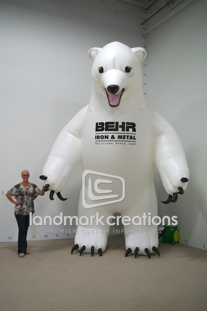 Behr Iron & Metal Polar Bear