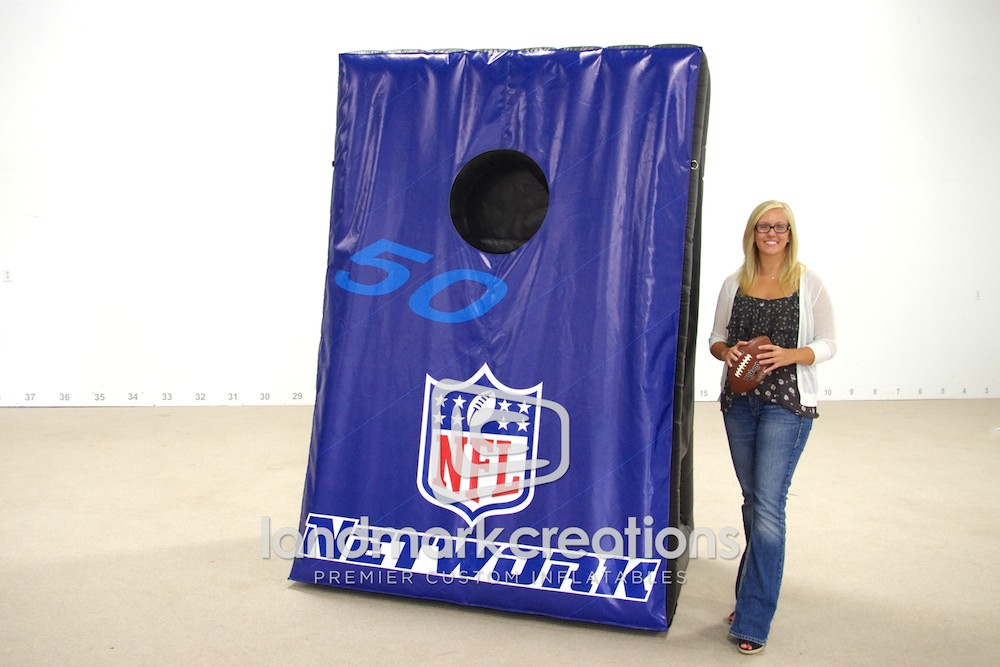 NFL Network Football Toss