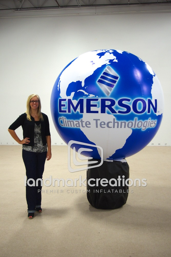 Emerson Earth Display