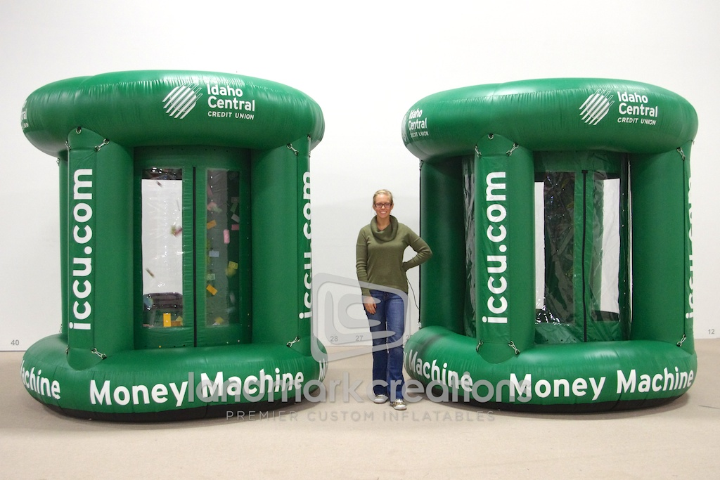 ICCU Cash Booth