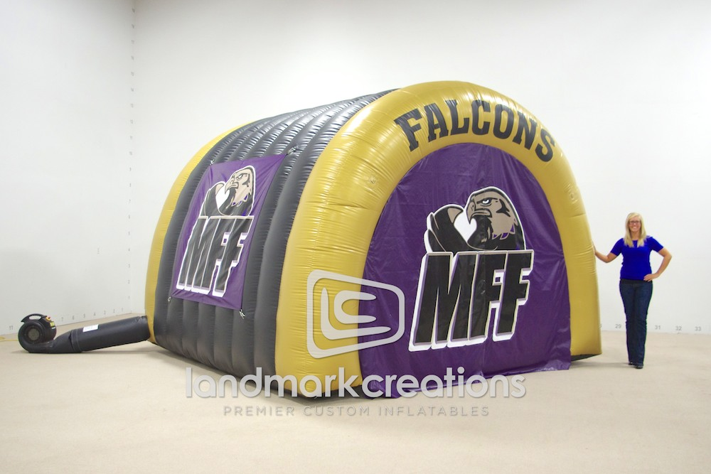 MFF Falcons Tunnel