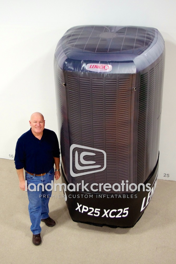 Lennox Inflatable AC Unit