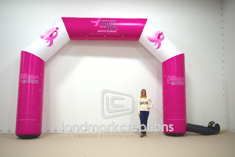 Komen For The Cure Arch