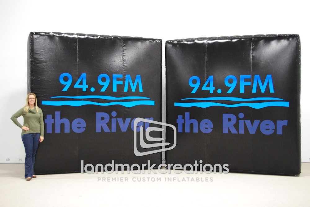 94.9 FM The River Boxes