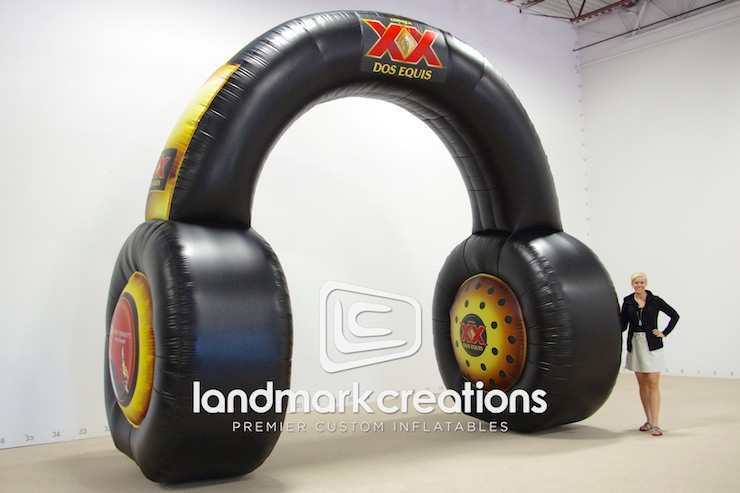 Dos Equis Headphones