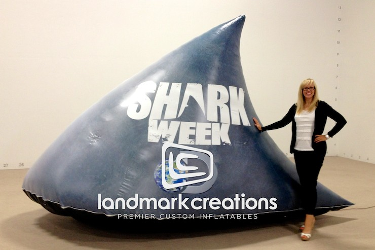 Discovery Channel Shark Fin