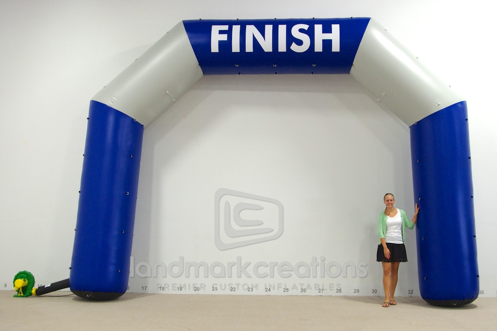 K&S Finish Line Arch