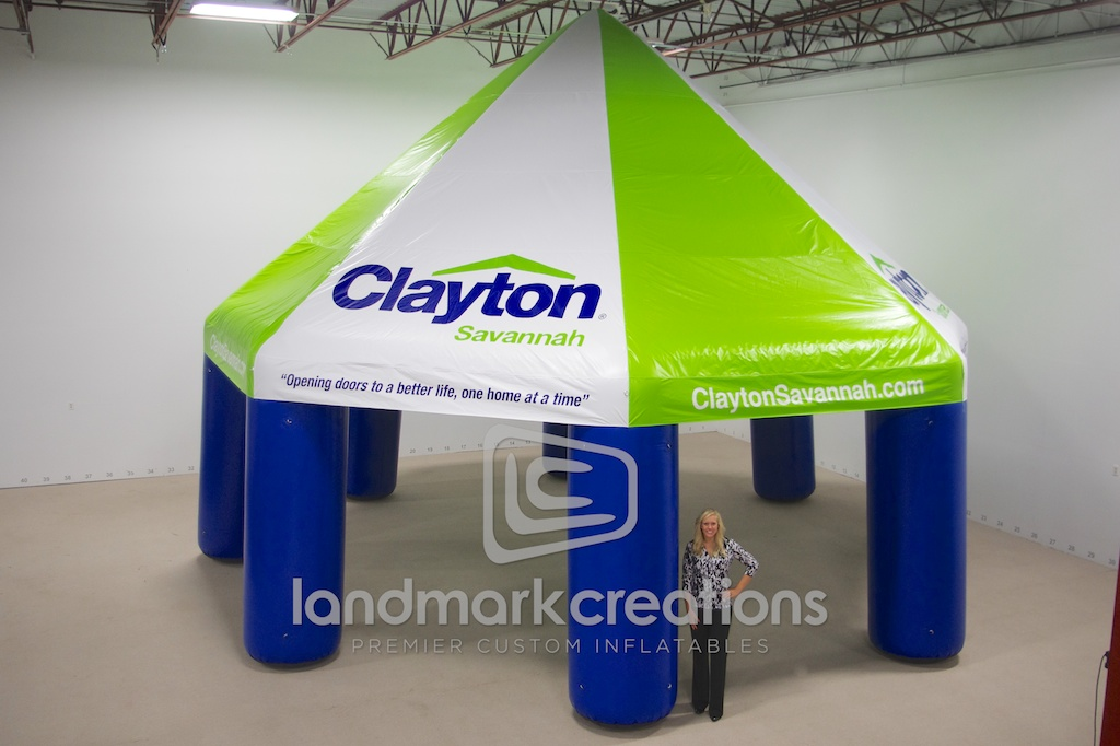 Clayton Homes Tent
