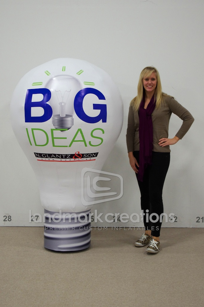 Big Ideas Light Bulb