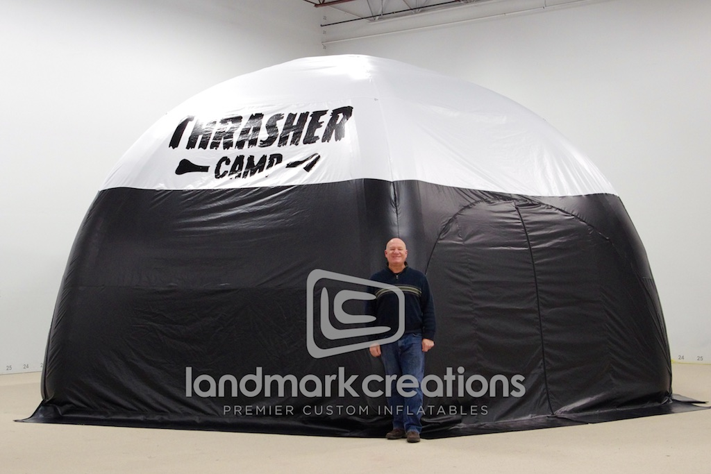 Thrasher Camp Tent